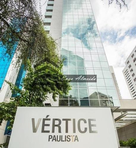 Sala Comercial Para Venda Em São Paulo, Paraiso, 4 Vagas - 0779_1-1405763