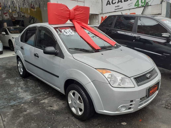 Ford Fiesta Sedan 1.6 Trend Flex 4p 2008