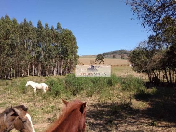 Terreno Rural À Venda, Centro, Itapeva. - Te0059
