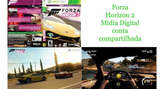 Forza Horizon 2 Xbox 360 M.d