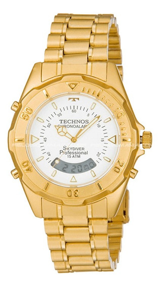 Relógio Technos Masculino Performance T20557/49b