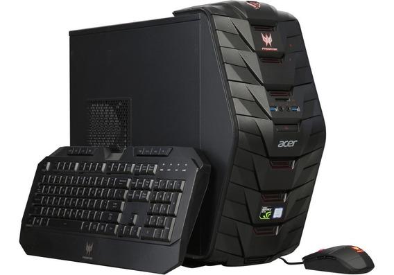 Pc Gamer Core I7 32gb 256ssd 1tbhd Gtx 1070 Acer Predator G3