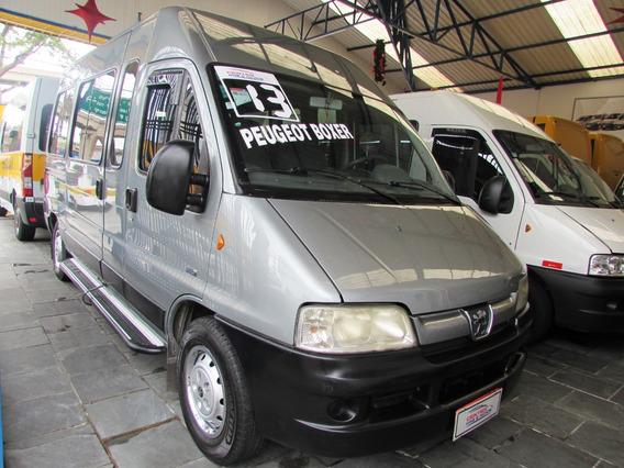 Peugeot Boxer Executiva 2013