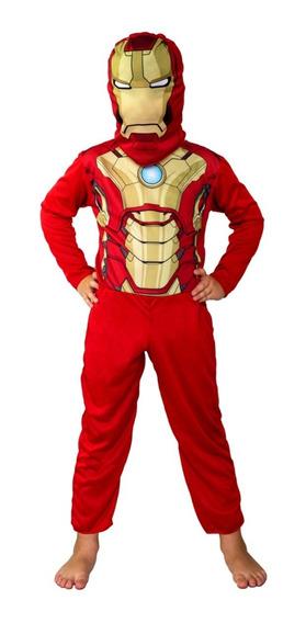 Disfraz Ironman Super Precio Marvel Original New Toys