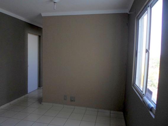 Apartamento Para Aluguel, 2 Dormitórios, Loteamento Linda Chaib - Mogi Mirim - 1092