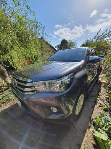 Toyota Hilux 3.0 Cd Srv Cuero 171cv 4x2 - E4 2016