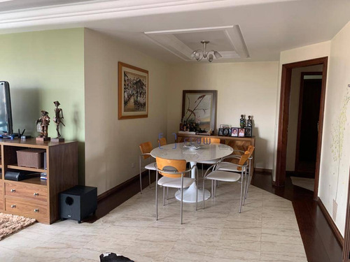 Apartamento Com 4 Dormitórios, 4 Vagas De 210 M² - Vila Mariana - São Paulo/sp - Ap11892