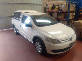 Volkswagen Saveiro 2011 Con Gnc, Cupula O Lona