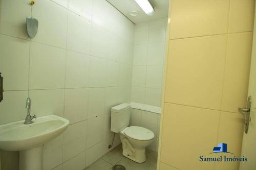 Galpão Para Alugar, 223 M² Por R$ 20.000,00/mês - Consolação - São Paulo/sp - Ga0130