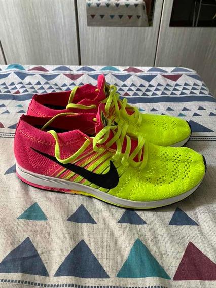 Tênis Nike Flyknit Streak Olimpíadas Rio