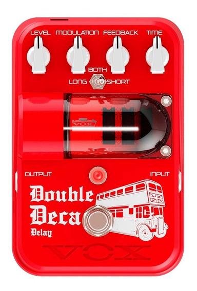 Vox Tonegarage Double Deca Delay Pedal Guitarra Garantia