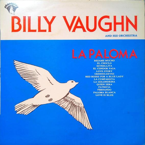 Billy Vaughn E Sua Orquestra Lp La Paloma Phonoplay 11581
