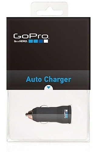 Cargador De Auto Para Camara Gopro Hero 6/7/8 Black