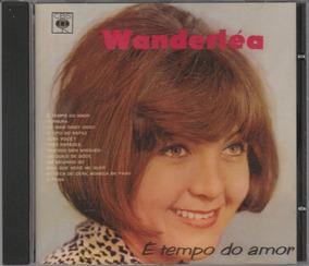 Wanderléa - Cd É Tempo Do Amor - 1965
