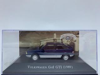 Volkswagen Gol Gti (1989) Carros Inesquecíveis Do Brasil