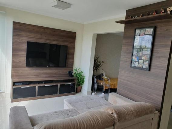 Apartamento Em Belém, São Paulo/sp De 95m² 3 Quartos À Venda Por R$ 742.000,00 - Ap262334