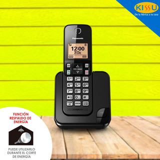 Telefono Inalambrico Panasonic Funciona En Apagones Garantia