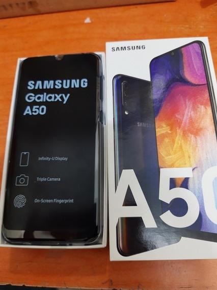 Samsung Galaxy A50 128 Gb. Nuevo Huella En Pantalla.