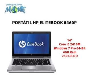 Portatil Hp Elitebook 8460p - Core I5 2.3ghz 14