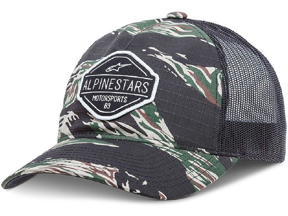 Gorra Plana Motocross Flavor Hat Moto Alpinestars