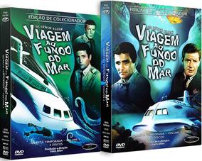 Dvd Viagem Ao Fundo Do Mar - 4º Temporada Completa, 8 Discos