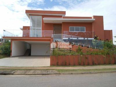 Casa À Venda No Condomínio Central Parque Em Salto - Ca7280
