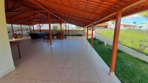 Chácara De Luxo Tamanho 5.000² Metros Em Bonfinópolis Com Ca