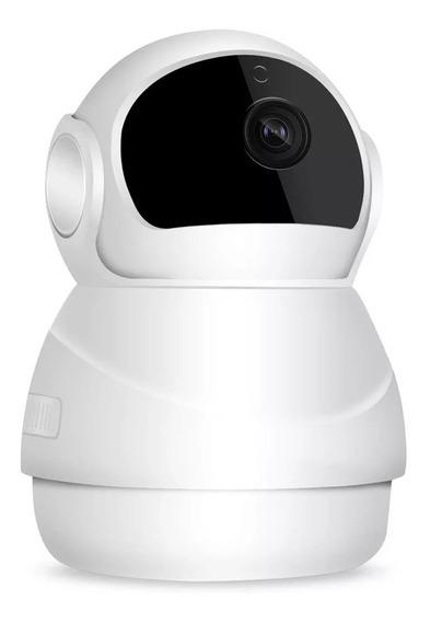 Camara De Seguridad Wifi Ip Vision Nocturna Control Remoto V
