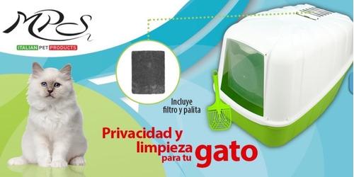 Arenero C/tapa Y Puerta 53x35xx38 Cm Mp070801