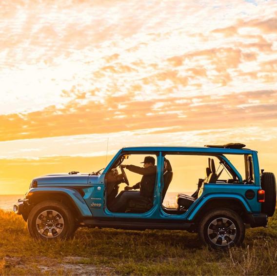 Jeep Wrangler Sky Freedom