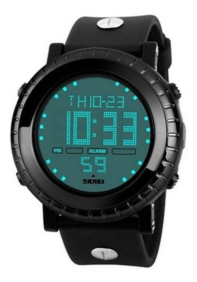 Relógio Masculino Skmei Digital 1172 Pt