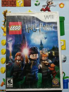 ** Lego Harry Potter Years 1 - 4 Para Tu Wii O Wii U **