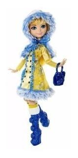 Ever After High Feitiço De Inverno Blondie Lockes Mattel