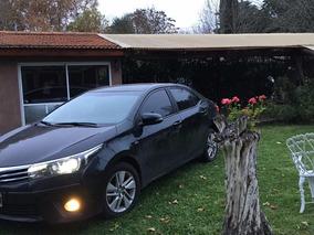 Toyota Corolla Xeiautomatico Cvt Pack Cuero 2014 Linea Nueva