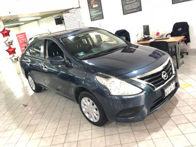 Nissan Versa 1.6 Advance Mt (enganche)