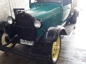 Ford A Año 1929. (escucho Ofertas Serias)