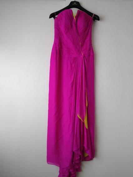 Vestido De Fiesta Largo De Mujer