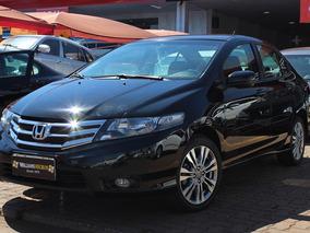 Honda City Lx Flex 2014
