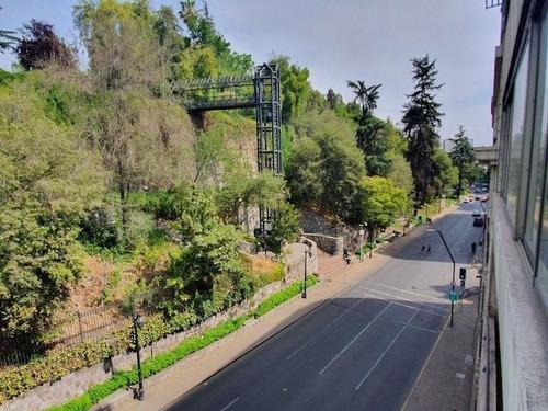 Oficina En Venta De 8 Privados En Santiago