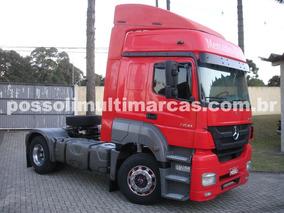 Mb 2041 4x2 2012 Completo, Automático, 538.030 Km Originais