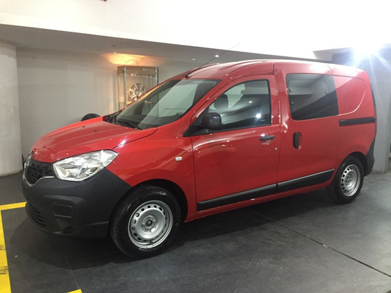 Renault Kangoo Express 1.6 Emotion 5 Asientos 0km 2020 Mf