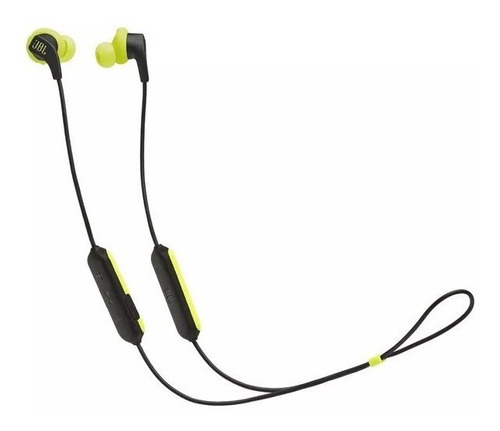 Imagen 1 de 3 de Auriculares In-ear Inalámbricos Jbl Endurance Run Bt Yellow
