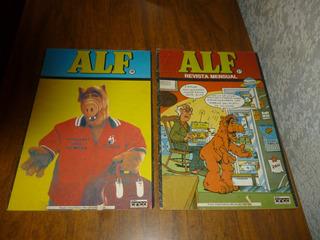 Comics Alf 19 Y 21