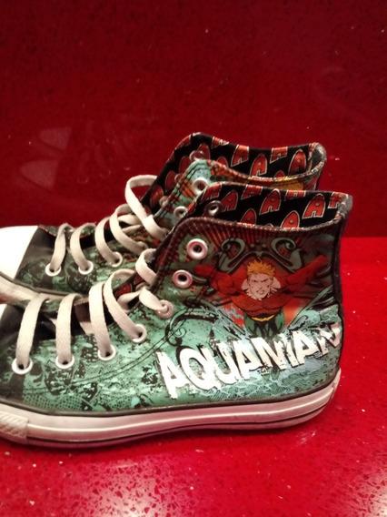 Zapatillas Converse Aquaman Ed.limitada
