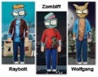 Disfraz Zombie Infection T2 Disfraces Candela Zom2