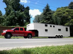 Dodge Ram Y Camper Super Equipados !!!