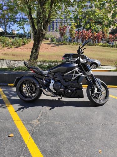 Ducati Xdiavel Dark 2017
