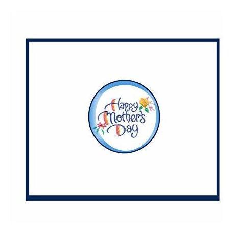 Insignia Pinback Día De La Madre 2.25 Para Chaquetas, Mochil