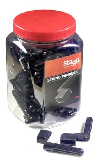 Manija Manivella String Winder Stagg Gsw40 Precio Unidad