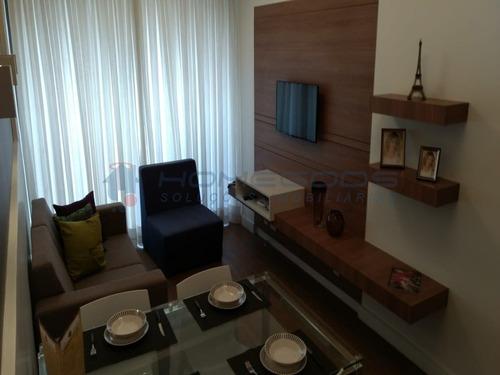 Imagem 1 de 5 de Apartamento Flat Para Locação 1 Dormitório Centro Campinas - R$ 1.550,00 - Ap01908 - 69335044